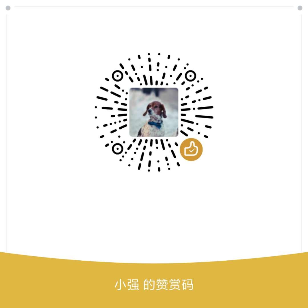 strongwong 微信赞赏